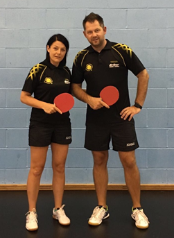 1 to 1 table tennis coaching devon