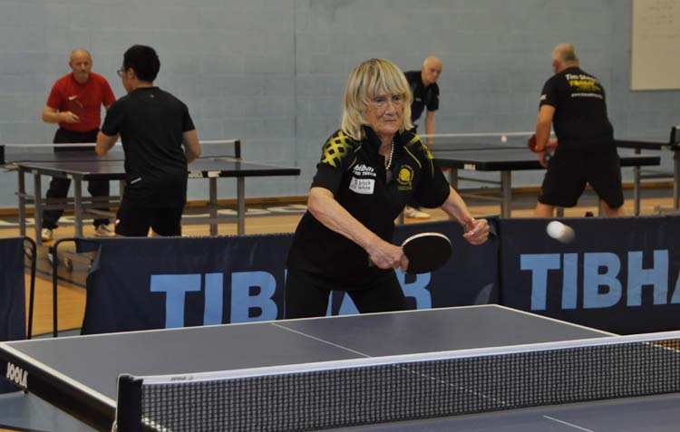 private table tennis coaching