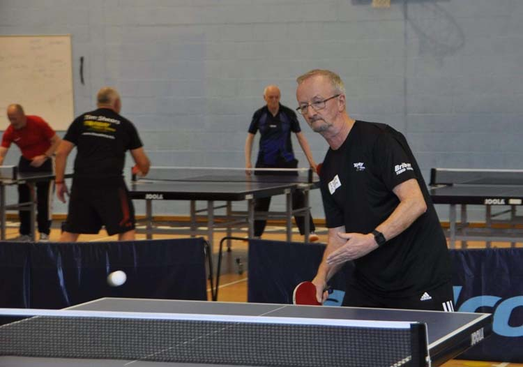 one to one table tennis coaching